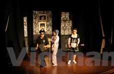 Lắng đọng chương trình nghệ thuật của sinh viên Việt Nam tại Anh