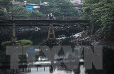 Chất lượng nước sông Nhuệ, sông Đáy chỉ ở mức trung bình và kém