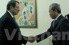 Việt Nam và Cộng hòa Cyprus thúc đẩy hợp tác song phương