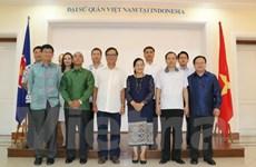 Giao lưu hữu nghị thắt chặt tình đoàn kết đặc biệt Việt-Lào