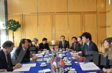 Việt Nam và Pháp tăng cường hợp tác về thông tin và truyền thông