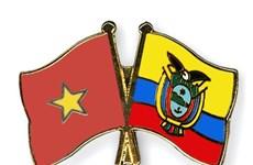 Việt Nam và Ecuador thúc đẩy trao đổi thương mại, đầu tư