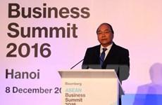 Thủ tướng: Cộng đồng doanh nghiệp là động lực liên kết kinh tế ASEAN