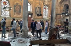 Vụ tấn công nhà thờ Công giáo ở Cairo là đánh bom liều chết