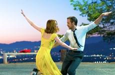 """Phim ca nhạc """"La La Land"""" giành 7 đề cử giải Quả Cầu Vàng"""