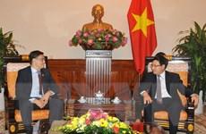Việt Nam coi trọng hợp tác kinh tế, thương mại với Venezuela