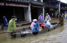 Lũ đặc biệt lớn trên các sông ở Quảng Nam, Quảng Ngãi, Bình Định