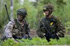 Mỹ và ba nước Baltic muốn sớm ký kết thỏa thuận quân sự