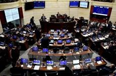 Điện mừng Quốc hội lưỡng viện Colombia thông qua hiệp định hòa bình