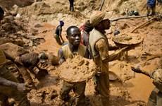 Ít nhất 20 người thiệt mạng trong vụ sập mỏ vàng ở CHDC Congo