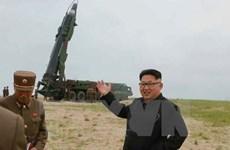 Nhà lãnh đạo Triều Tiên thị sát chương trình huấn luyện mùa Đông