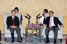 Việt-Trung tổ chức hội thảo lý luận lần thứ 12 giữa hai Đảng Cộng sản