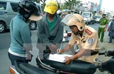 Xử lý 17.000 trường hợp vi phạm trật tự giao thông trong 1 tuần