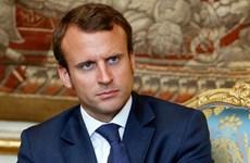 Bầu cử tổng thống Pháp: Uy tín của ông Emmanuel Macron tăng cao