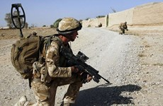 Anh tăng cường sự hiện diện quân sự tại vùng Vịnh và châu Á