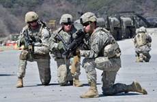 Tổng thống Mỹ Obama ký phê chuẩn dự luật ngân sách quốc phòng
