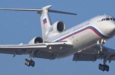 Quan chức Nga loại trừ yếu tố khủng bố trong vụ rơi máy bay Tu-154
