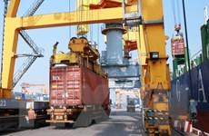 Hải Phòng thu phí dịch vụ hạ tầng cảng biển với tất cả hàng hóa