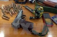 Tuyên án các đối tượng trong đường dây mua bán vũ khí trái phép