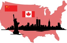 Thế kẹt của Canada trong bất đồng thương mại Mỹ-Trung Quốc