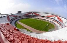 Hai sân vận động ở Argentina phải sơ tán do đe dọa đánh bom