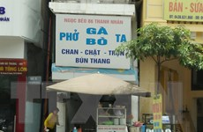 Hà Nội bước vào năm 2017: Quyết liệt xử lý vi phạm trật tự đô thị