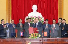 Việt Nam-Campuchia phối hợp xử lý nhanh chóng các vụ việc phát sinh
