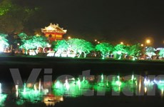 Hoàng cung Huế sẽ mở cửa cho du khách tham quan vào ban đêm