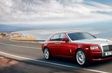 Rolls-Royce bán hơn 4.000 chiếc xe siêu sang trong năm 2016