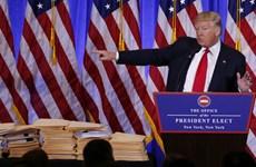 """Ông Trump gọi trang tin đăng tải báo cáo gây sốc là """"rác rưởi"""""""