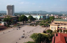 Thái Nguyên lý giải việc xây phù điêu tại Quảng trường Võ Nguyên Giáp