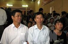 Xét xử hai cán bộ gây ra oan sai cho ông Nguyễn Thanh Chấn