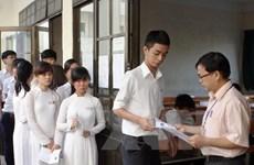 Thi học sinh giỏi quốc gia: Hà Nội có nhiều thí sinh đoạt giải nhất