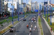 Nhiều người về quê ăn Tết, giao thông ở TP. Hồ Chí Minh thông thoáng