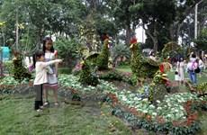 Mưa trái mùa bất thường tại Thành phố Hồ Chí Minh ngày cận Tết