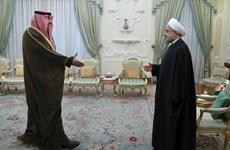 Iran ủng hộ mọi biện pháp thúc đẩy hòa bình và ổn định khu vực