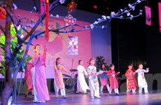 Cộng đồng người Việt Nam tại Hungary chào đón Xuân Đinh Dậu