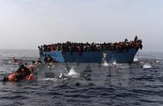 Hơn 1.400 người di cư được giải cứu ở Địa Trung Hải trong 24 giờ