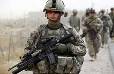 Mỹ cử quân tới Latvia nhằm tăng cường lực lượng sát biên giới Nga