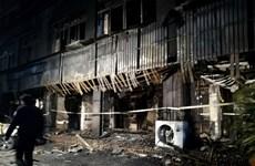Trung Quốc: Hỏa hoạn tại tiệm mátxa làm 18 người thiệt mạng