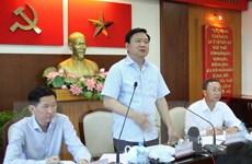 Ông Đinh La Thăng gỡ khó cho các quận cửa ngõ phía Đông TP.HCM