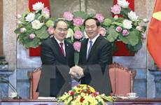 Coi trọng và chủ động thúc đẩy công tác đối ngoại nhân dân
