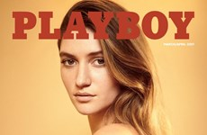 Tạp chí Playboy quay trở lại với những bức ảnh phụ nữ khỏa thân
