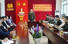 Bộ trưởng Bộ Công an Tô Lâm làm việc với Cục An ninh Tây Bắc