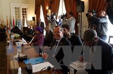 Các nước láng giềng nhóm họp thảo luận về khủng hoảng Libya