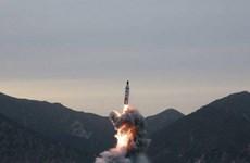 """Triều Tiên sẽ phát triển ICBM bắn tới Mỹ """"trong 5 năm tới"""""""