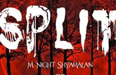 """""""Split"""" đánh dấu sự trở lại của bậc thầy phim kinh dị Shyamalan"""