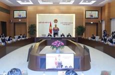 Ủy ban Thường vụ Quốc hội cho ý kiến sửa đổi Bộ luật Hình sự