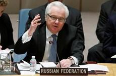 Điện thăm hỏi về việc Đại sứ Nga Vitaly Churkin đột ngột qua đời