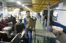 Làm rõ 32 kiện hàng mỹ phẩm vô chủ tại Sân bay quốc tế Nội Bài